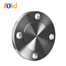 ss304/ss316l Stainless steel weld neck plate slip blind flange