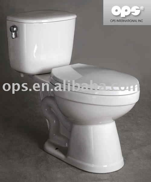 EPA Water Sense Labeled High Efficiency Toilet, IAPMO/UPC Certified, ADA Toilet (T/X-6688H)