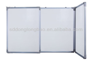 Cheap Wholesale Folding Notice Board Folding Green board Sample in our Factory