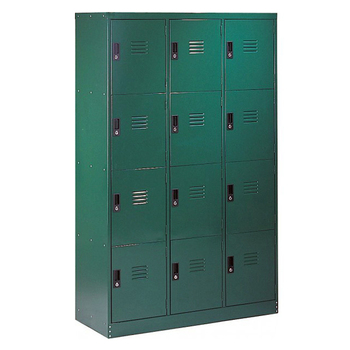 Kd 12 Doors Steel Locker Metal Storage Cabinet Cupboard Clothes