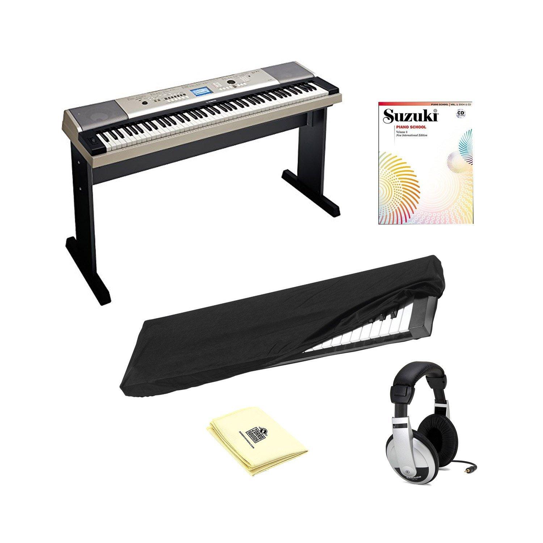 Cheap yamaha keyboard 88 find yamaha keyboard 88 deals on line at for Yamaha portable grand dgx 220 electronic keyboard