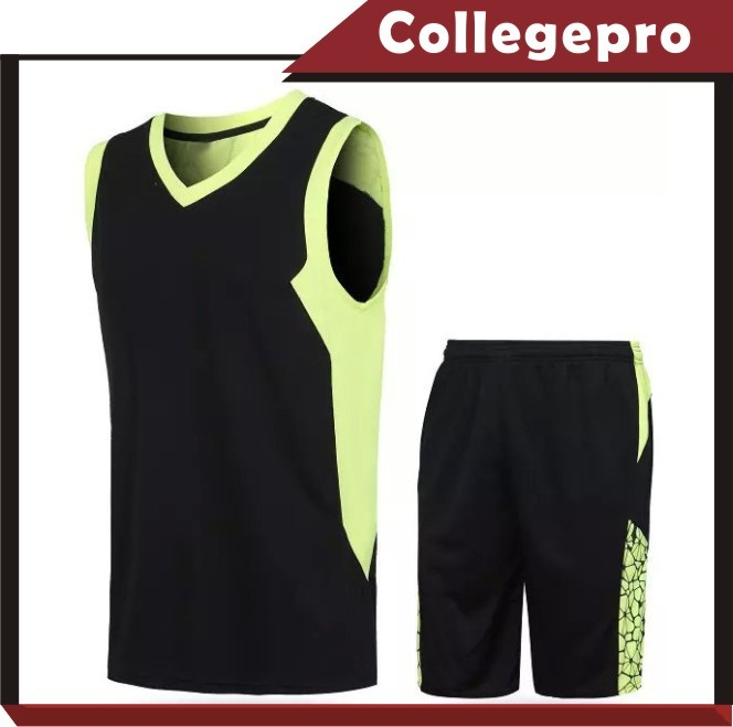 latest man design sportswear of basketball unfirom design