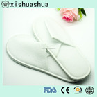 Nice Design Non Woven Disposable White Slippers
