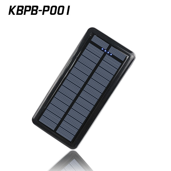 2017 trending product solar power bank 20000mah OEM solar mobile phone charger