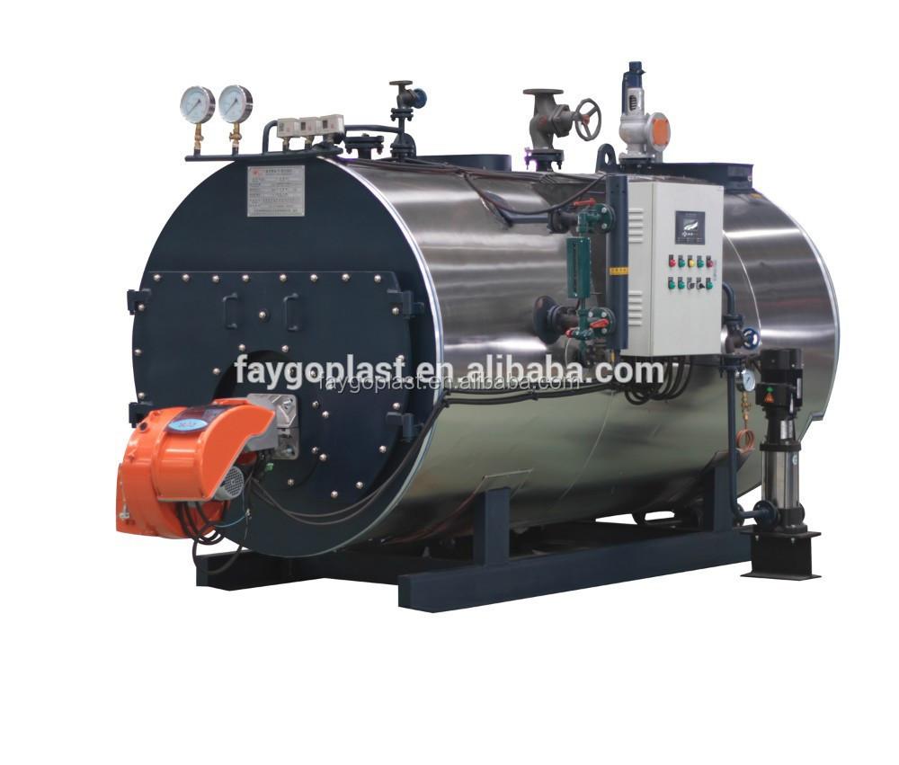 Fire Tube Oil Gas Steam Boiler /wood Fired Steam Boiler - Buy Wood ...