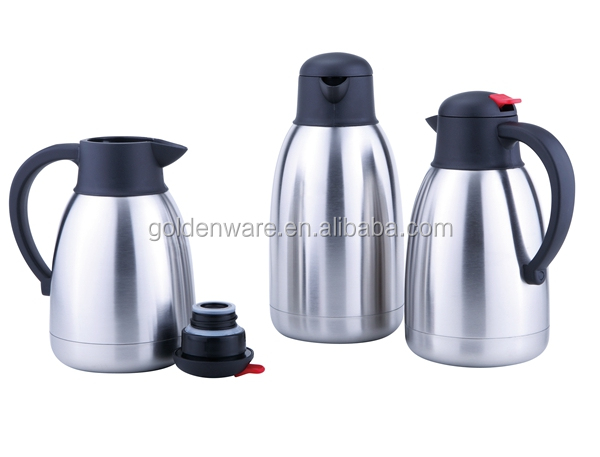 KCD10 1.0L New Best-Selling stainless steel metal type vacuum flask