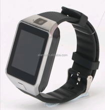 Top quality fitness smart watch cell mobile phone for children kids men women talk smartwatch DZ09