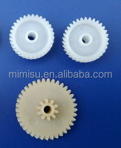 precision plastic gear for toy car