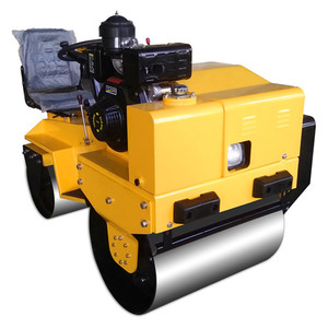 Construction machinery diesel engine 1ton vibro compactor sakai road roller heavy equip