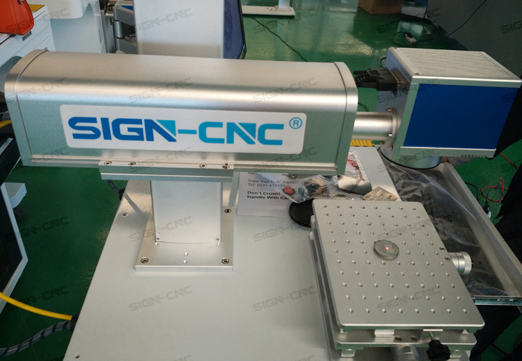 New technology Optical Fiber Marking Machine Price SIGN- 20W Laser marking machine Price
