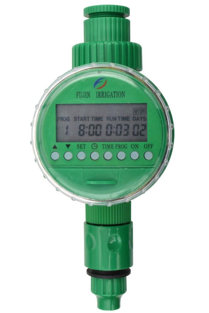 Garden Drip Irrigation System Glass Globe Digital Auto Control