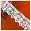 china supplier fashion OEM design cotton lace trim/saree lace/net embroidery lace