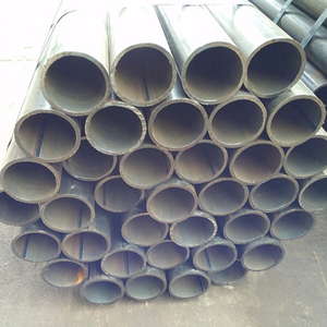 TORICH High Quality hot dip galvanized welded round carbon steel tube price per kg
