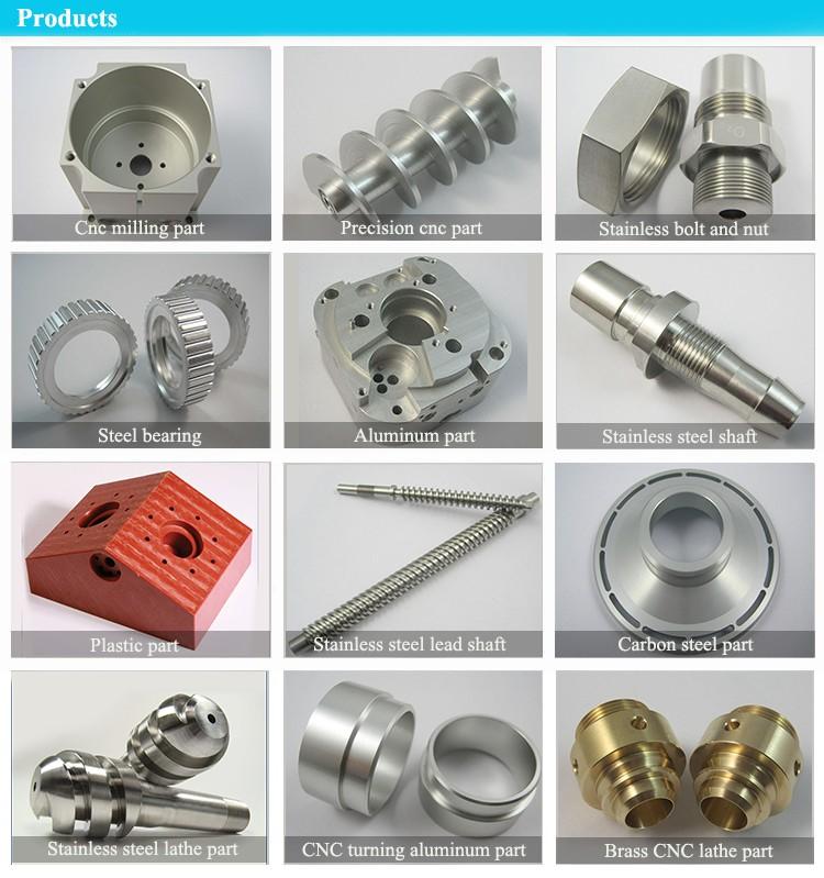 Fabrik direkt Edelstahl hardwarecnc Drehstift Herstellung von Teilen