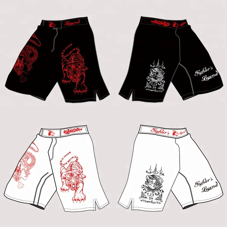 New Colors Defiance Kickboxing Short Mma Shorts - Muay  Thai,Bjj,Cross-training,Ocr - Buy Bjj Shorts And Rash Guard,Boxing Shorts  Mexico,High Quality