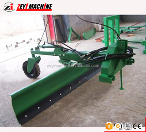 3 point Heavy Duty Grader Blade tractor drive /hydraulic tractor rear blades for tractor/snow blades image