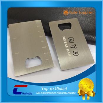 Edelstahl 1 5mm Stärke Gebürstetem Metall Multi Tool Visitenkarte Buy Metall Visitenkarte Metall Visitenkarte Metall Visitenkarte Product On
