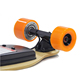 Removable battery 800w electric skateboard offroad