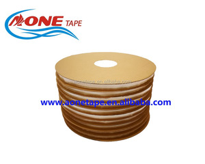 BOPP bag sealing tape with printed red line