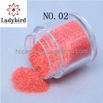 Nail Art PET Glitter dust/ Nail Glitter Powder Nail Acrylic Powder ...