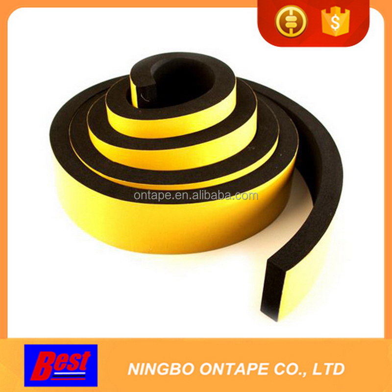 Professional manufacturer good quality bottom price kiss cut foam tape