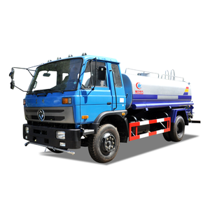 High Quality Multifunction 12000 Liter Water Tank Truck Stainless Steel 12M3 Water Truck For Sale