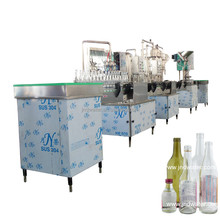 Split-type Automatic Glass Bottle Filling Machine