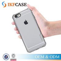 2016 New Air Cushion Anti Knock Shockproof Transparent Soft TPU Case For iPhone 6S Protective Silicone Case