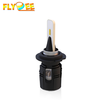 2018 New Model B6 8400lm 60w Flydee High Power Led Headlight Bulb h7 h4