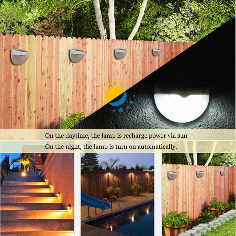 Outdoor Flood Light Burns Out Quickly: Solar Lamps Panel Led Sensor Wall Light Waterproof Pathway