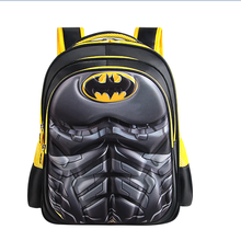 인기있는 방수 3D kids primary school bag, backpack