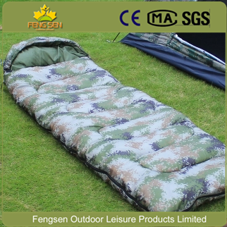 Factory wholesale High quality outdoor mummy camping sleeping bag for sale
