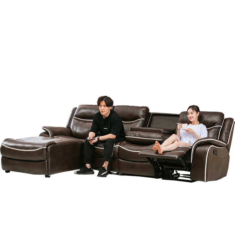 Living Room Furniture Leather Electric