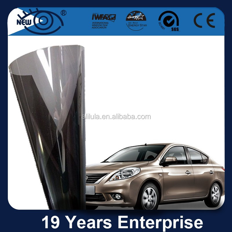 Auto projector car window film adhesive removal