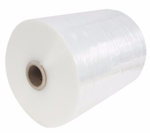 Casting LLDPE Stretch Film Wrap Jumbo Roll