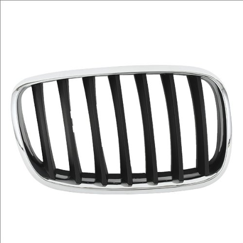 CarPartsDepot 3.0L Grill Grille Assembly Front Right Bm1200181 51137157688 Capa Certified