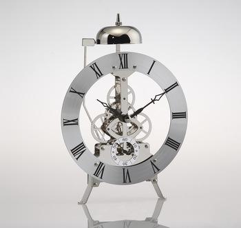 Skeleton Clock Kit Fashion Brass Clock Movement With Ring On Hour - Buy  Clock Movement Pendulum Chime,Metal Quartz Skeleton Clock Movement,Clock