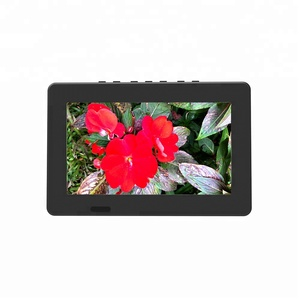 1080i 1080p video support AV interface lcd monitor