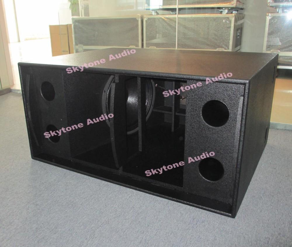 Subwoofer Box Design For Pa System