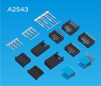 Mp F Terminal also Htb S Cogvxxxxbxxfxxq Xxfxxx together with Longyue Kit Pin Molex Connector Set Standard Way Circuit Plug Female   X as well Mm   Connector Pin   X besides Cms Ms A S Lg. on 6 pin female connector