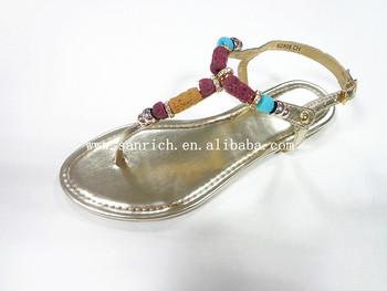 c102f22496ad Good-looking Specialized Design Fancy Lady Flip Flop Sandal - Buy ...