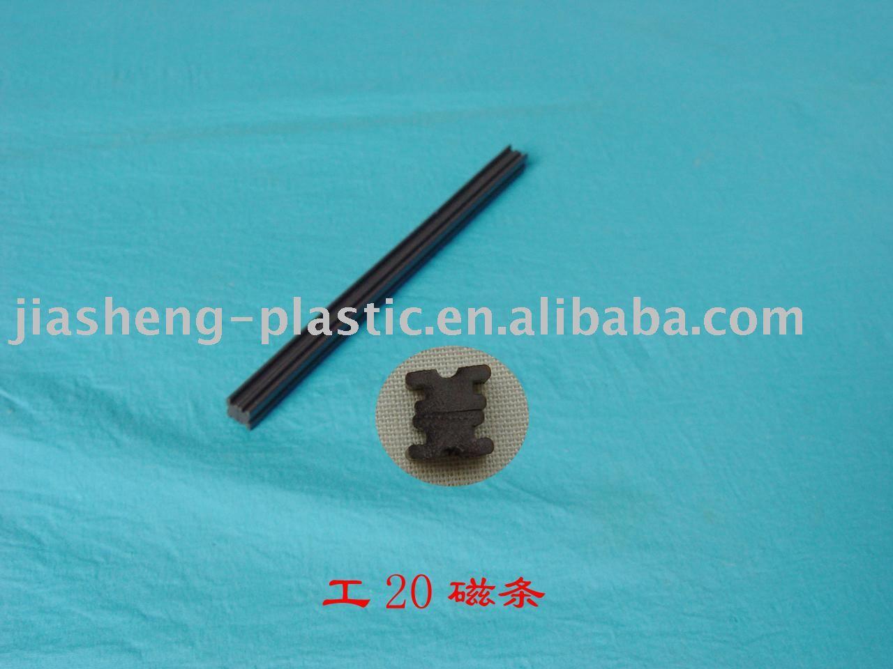 aluminum door magnetic strip seal buy magnetic strip magnetic strip product on alibabacom