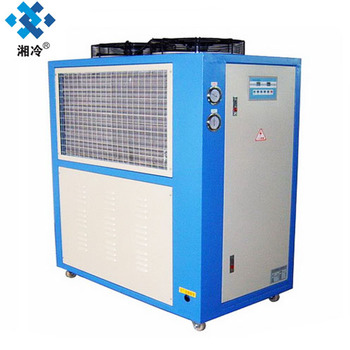 industrial water cooled chiller cooling chiller for ice rink