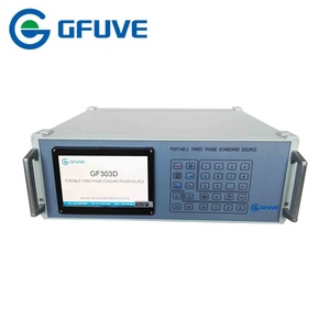 Portable Three Phase AC Voltage And Current Source