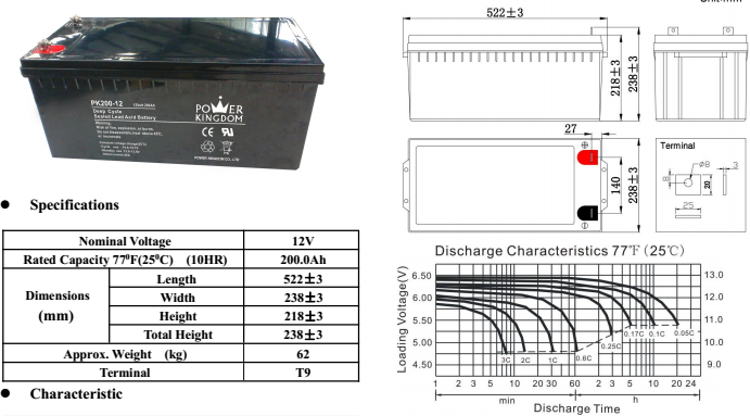 poles design 100 amp hour agm deep cycle battery personalized-2
