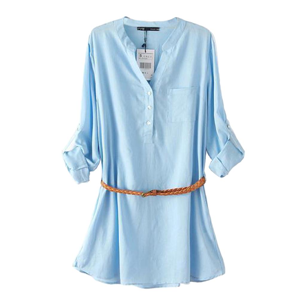 Cheap Pink Linen Blouse, find Pink Linen Blouse deals on line at ...
