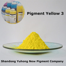 Solvent Based Ink Chemical Powder Pigment Yellow 3
