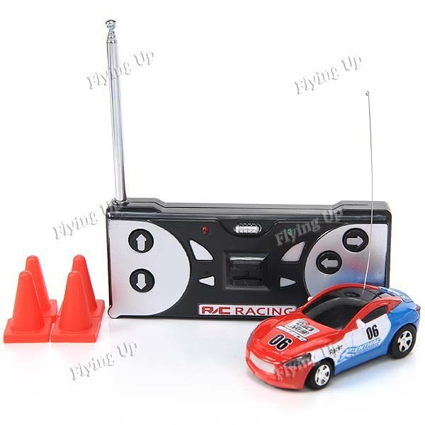 mini coke can mini rc cars micro racing car vehicles toy high speed rc car with antenna in. Black Bedroom Furniture Sets. Home Design Ideas