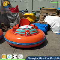 Outdoor funny inflatable bumper cars on ice game water bumper car for adult and kids