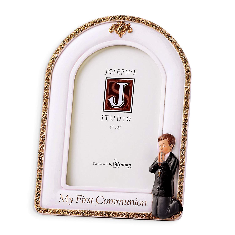 7 Inch High First Communion Wall Cross By Josephs Studio 47603